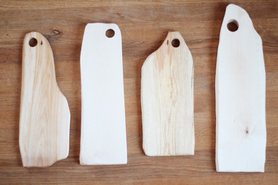 Odd Cutting Boards