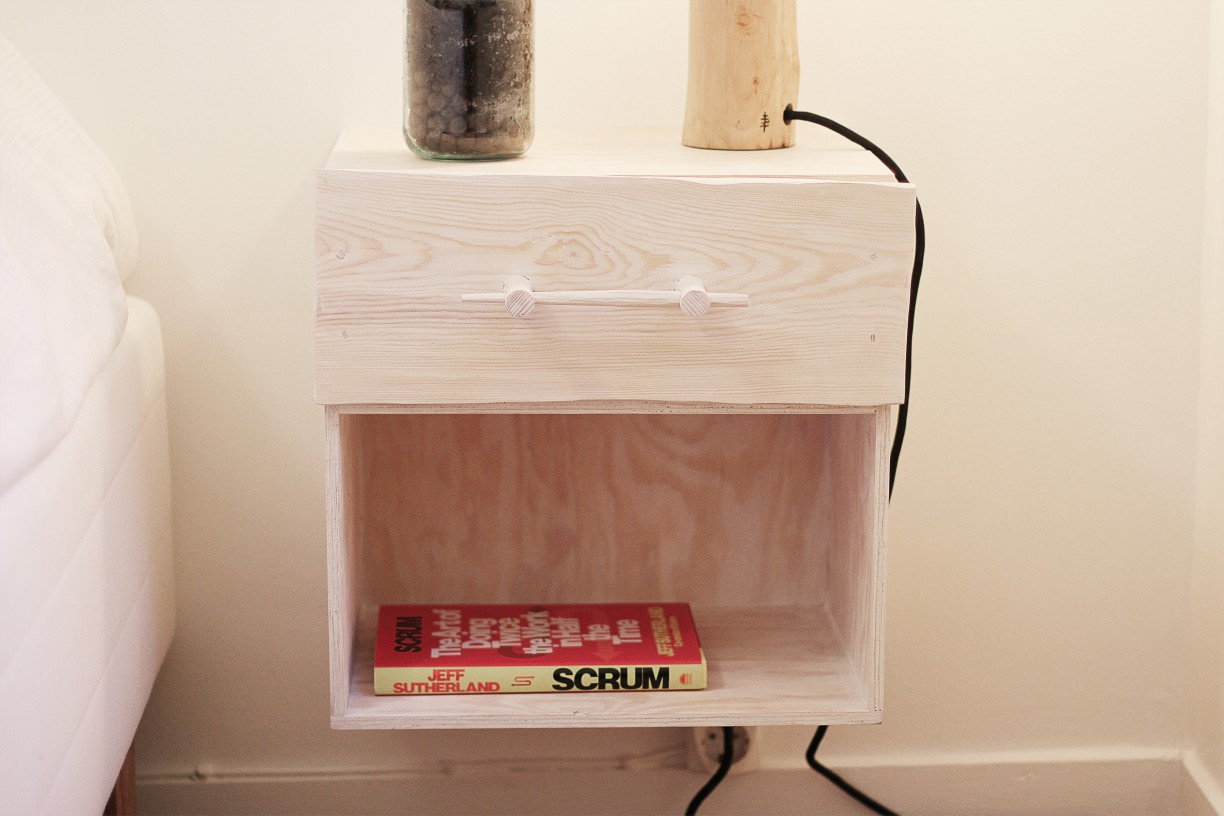 Odd Bedside Tables